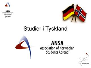 Studier i  Tyskland
