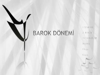 BAROK DÖNEMİ