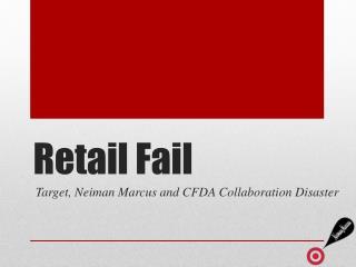 Retail Fail