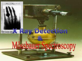 M ? ssbauer  Spectroscopy