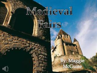 Medieval Fairs