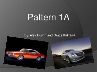 Pattern 1A