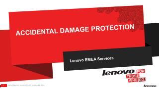 Lenovo EMEA Services