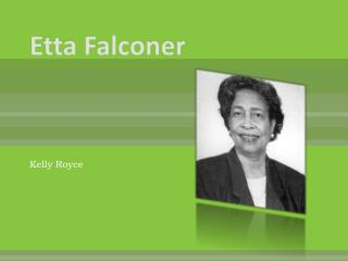 Etta Falconer