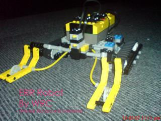 ERR Robot By WRC (Windsor Richard and Catherine)