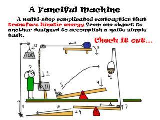 A Fanciful Machine