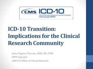 ICD-10 For Dummies