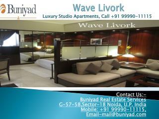 Buy Multi Use Studio Apartments in Wave Livork