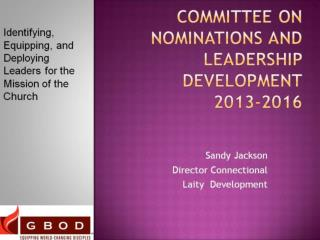 Committee on Nominations and Leadership Development jpg 2013