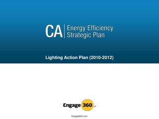 Lighting Action Plan (2010-2012)