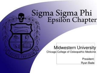 Midwestern University  Chicago College of Osteopathic Medicine