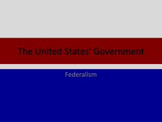 The United States� Government