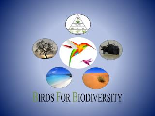 B IRDS  F OR  B IODIVERSITY