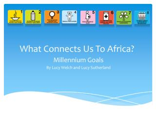 What Connects  U s  T o Africa?
