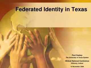 Federated Identity in Texas