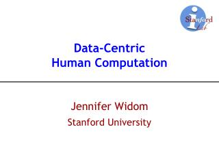 Data-Centric Human Computation