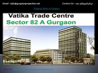 Gurgaon Properties Prices Property Rates Gurgaon