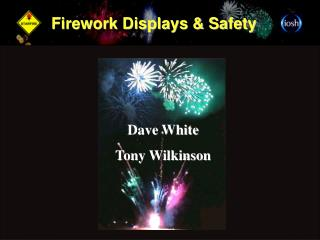 Firework Displays  Safety