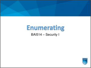Enumerating