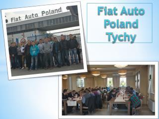 Fiat Auto Poland Tychy
