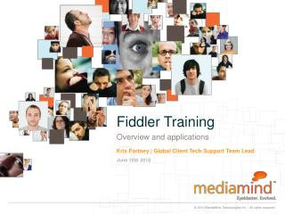 Fiddler Training