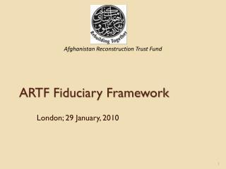 ARTF Fiduciary Framework
