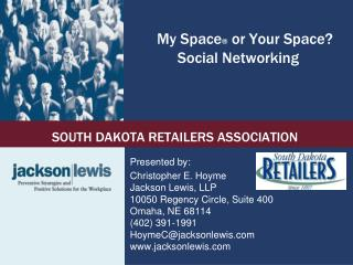 My Space  or Your Space Social Networking