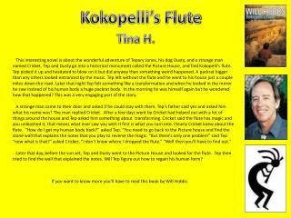 Kokopelli's Flute