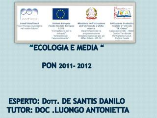 Conoscere le tematiche ecologiche del passato e del presente attraverso i media.
