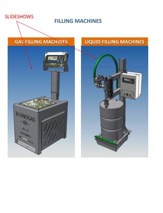 GAS FILLING MACHINES