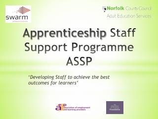 Apprenticeship  Staff Support Programme ASSP