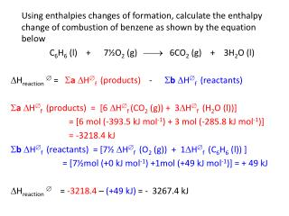 Using+enthalpies+of+formation