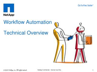 Workflow Automation  Technical Overview