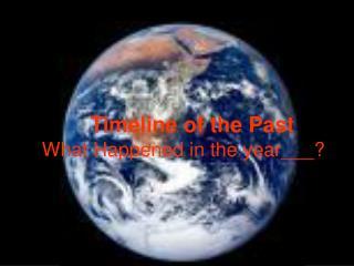 What Happened in 700-200 B.C.