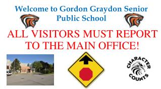 Welcome to Gordon Graydon Senior Public School