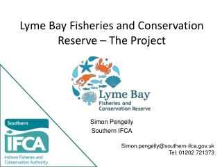 Lyme Bay Fisheries and Conservation Reserve – The Project