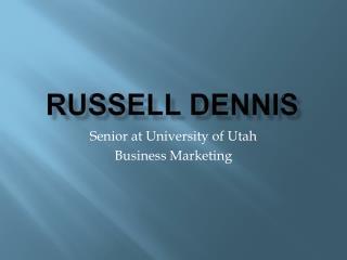 Russell Dennis