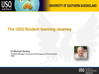 The USQ Student learning Journey
