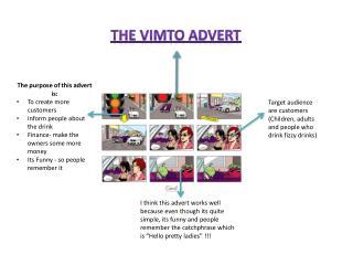The VIMTO advert
