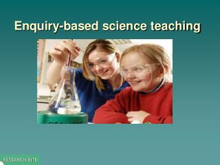 Enquiry-based science teaching