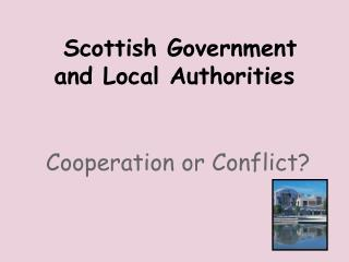 Scottish Government and Local Authorities