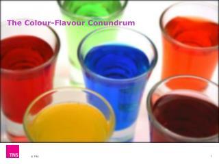 The  Colour-Flavour  Conundrum