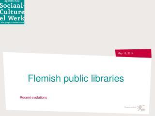 Flemish  public  libraries
