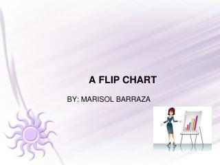 A FLIP CHART