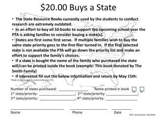 $20.00 Buys a State