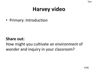 Harvey video