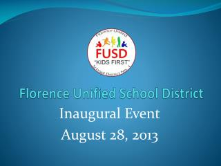 Florence Unified School District