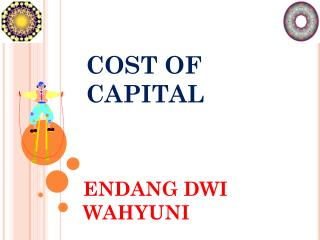 COST OF CAPITAL