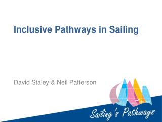 Inclusive  Pathways in Sailing