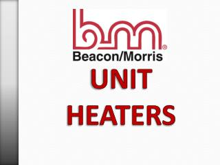 UNIT HEATERS
